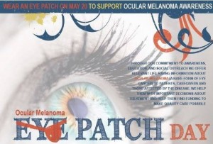 May 20 is Eye Patch Day